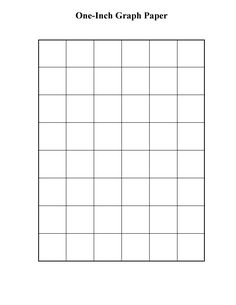 Free Printable Graph Paper Templates (Word, Pdf) ᐅ for Blank Picture Graph Template - Professional Template