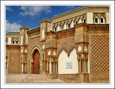 Agadir mosque. Agadir, Morocco