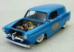 Custom Plastic Model Cars | Custom Model Cars.
