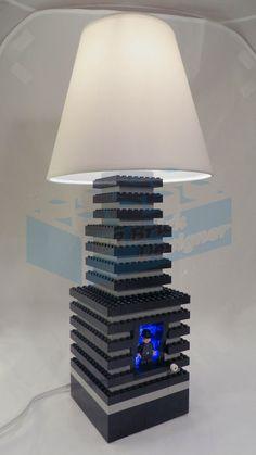 Combination LED Nightlight Table Lamp Star Wars LEGO