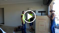Watch the boys from East Gippsland Solar, as they Install a Tesla Powerwall for a client in Wy Yung, Victoria,