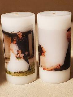 Photo Candles, Pillar Candles, Candles