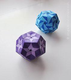 Origami-Star-Prints-Kusudama-Tutorial16