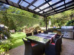 Outdoor living ideas pergola see through roof Outdoor Decor, Backyard Design, Pergola Pictures, Outdoor Living, Pergola Plans Design