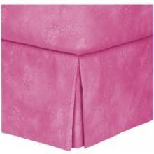 Karin Maki Caribbean Coolers Full Bed Skirt - Pink Paradise