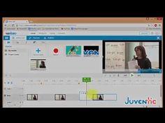 Videotutorial realizado dentro del marco del proyecto JuvenTIC para el curso de Diseño y producción de contenidos de comunicación.
