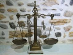 Balance Scales // Scales // Scales of by VintageRetroOddities