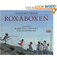 Roxaboxen is an imaginary town inhabited by real kids. They create their own spaces and places not to mention rules or lack thereof. It's an awesome, inspiring book for kids.