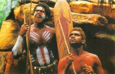 The Australian Aboriginals themselves were the most obvious and most unmodified descendants of this wave Out Of Africa. And some of them wer...