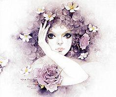 (Emiflore) Tags: illustration mira fujita