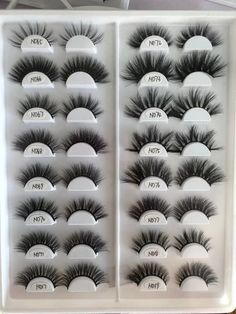 Mink Eyelashes, Eye Makeup, Wigs, Make Up, Beauty, Beautiful, Makeup Products, Fashion, Makeup