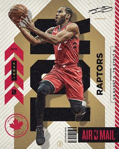 NBA Air Mail - Fitness and Exercises, Outdoor Sport and Winter Sport Sports Graphic Design, Graphic Design Posters, Poster Designs, Sport Inspiration, Graphic Design Inspiration, Basketball Art, Basketball Boyfriend, Street Basketball, Basketball Gifts