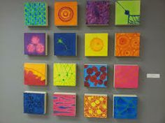 art inspired by cells - Google Search