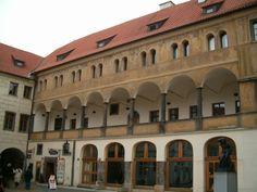 Česko, Praha - Staré Město-Dům Granovských