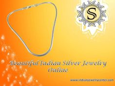 Indian Silver Jewelry Online a, we are manufacturer and exporter of  sterling silver jewelry from Jaipur, India . Our commitment is to bring you the finest collection of silver jewelry at the lowest possible prices . More information please visit this site : http://www.indianjewelrycenter.com