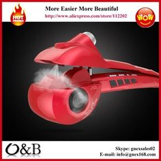 1000 Images About Spray Steamer Hair Curler On Pinterest