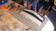DIY WINDFOIL BUILD YOUR OWN HYDROFOIL Part 2