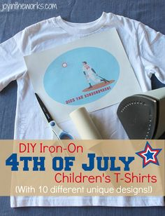 vintage 4th of july t shirts