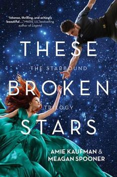 These Broken Stars - A young socialite and a war hero crash on an uncharted planet in this timeless and romantic love story about hope and survival in the face of unthinkable odds. by Amie Kaurfman & Megan Spooner 2016 Book Series, Book 1, The Book, Book Nerd, Ya Books, Books To Read, These Broken Stars, Thriller, The Originals Tv Show