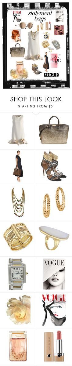 """Um look especial!"" by madamadah ❤ liked on Polyvore featuring Chicwish, Burberry, Fendi, Aquazzura, Chanel, John Hardy, Lucky Brand, Ippolita, Cartier and Marc Jacobs"