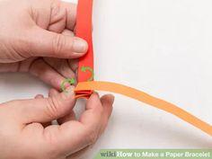 Image titled Make a Paper Bracelet Step 4