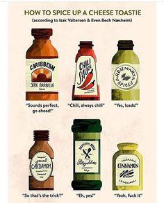 Skam isak even evak Henrik Holm Skam, Isak Valtersen, Isak & Even, Chili Spices, Hot Sauce Bottles, Sell Your Art, Spice Things Up, Framed Art Prints, Whiskey Bottle