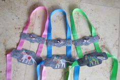 Pferdchengeschirre & - Bänder - Pferdegeschirr grün - ein Designerstück von unzertrennlich bei DaWanda