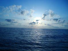 a different sunset!
