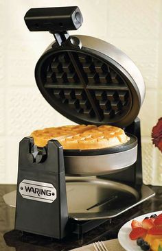 The waffle trend is heating up in restaurants across the country, but you can enjoy gourmet quality waffles made fresh at home, without the wait.