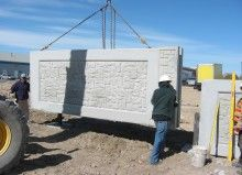 The StoneTree® Precast Concrete Wall Installation Process is Explained in this Blog Post