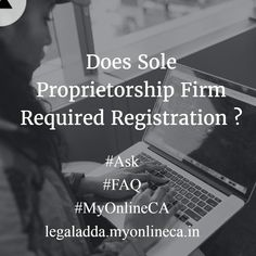 Do you confuse about the Sole Proprietorship Firm that its required the proper…