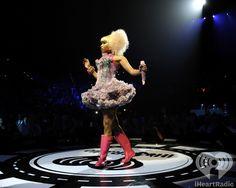 Nicki Minaj at the iHeartRadio Music Festival 2011. Enter now for a chance to win a trip and tickets to iHeartRadio Music Festival 2012: http://vegas.iheart.com/go/iheartradio-music-festival/   Listen to your own Nicki Minaj inspired station on iHeartRadio: http://www.iheart.com/#/artist/Nicki-Minaj-372266/?pname=pinterest=nickiminajradio