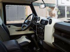 2015 Land Rover Defender Autobiography Edition Interior
