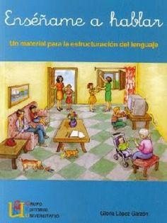 Es un material para el trabajo con niños deficientes auditivos y todos aquellos que tienen dificultad en la comprensión y estructuración del lenguaje.