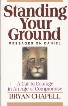 Standing Your Ground: Messages on Daniel : A Call in an A... https://www.amazon.com/dp/0801025389/ref=cm_sw_r_pi_dp_x_djmczbAEQSB3J