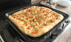 FOCACCIA: If you like it, come to learn how to make this RECIPE with the Chef Mama Isa! MAMA ISA'S COOKING CLASS in VENICE area (PADOVA - ITALY). MAMA ISA'S WEBSITE http://isacookinpadua.altervista.org FANPAGE http://www.facebook.com/cookingclassesvenice