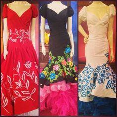 3 Dresses that Jenni Rivera wore