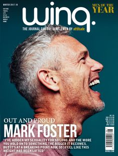 Mark Foster, Trick Questions, Human Rights Watch, London Life, Culture Travel, New Man, Talking To You, Business Fashion, Comedians