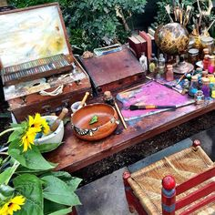 In the first exhibition of its kind, Frida Kahlo: Art, Garden, Life celebrates the diverse botanical beauty that surrounded and inspired Frida in her daily life by bringing her famed garden and studio from Mexico City to the heart of New York City, meticulously recreated under the NY Botanical Garden's glass conservatory.