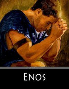 Enos | Book of Mormon Central