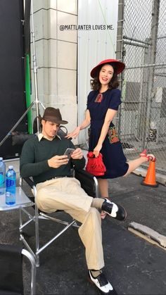 Timeless Show, Timeless Fashion, New Movies, Movies And Tv Shows, Man Candy Monday, Step Up Revolution, Abigail Spencer, Beau Mirchoff, Matt Lanter