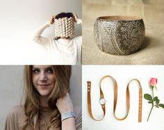 Brown love by maya ben cohen on Etsy--Pinned with TreasuryPin.com