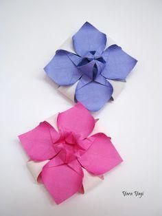 I another language but with step by step instructions. Projetos em origami para casamentos, aniversários, decoração.