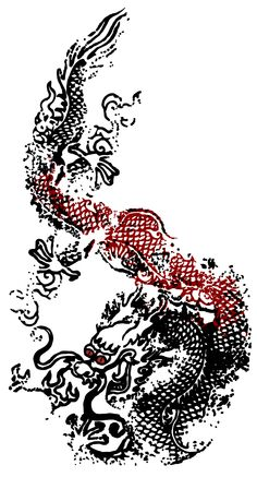 Chinese Dragon by buffman.deviantart.com on @DeviantArt
