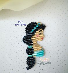 Seed Bead Patterns, Peyote Patterns, Beading Patterns, Loom Patterns, Bracelet Patterns, Stitch Patterns, Art Perle, Beaded Banners, Bead Sewing