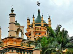 Abdul Ghafoor Mosque, Singapore