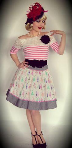 Girls Girls Girls Skirt - Girls Girls Girls - Collections