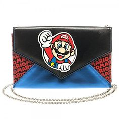 NINTENDO Super Mario Quilted Envelope Purse Wallet NEW Ni... https://www.amazon.com/dp/B017F811W0/ref=cm_sw_r_pi_dp_x_8CD9xb9S8H37C