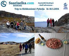 Trip to Kirkkoniemi and Pykeija 16-18 May 2014   Saariselka.com #saariselka #saariselkabooking #staffadventure #saariselankeskusvaraamo