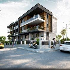 PEMA DESIGN Building Facade, Building Design, Building Elevation, Design Hotel, House Design, Architecture Résidentielle, Facade Design, Facade House, Architecture Sketches
